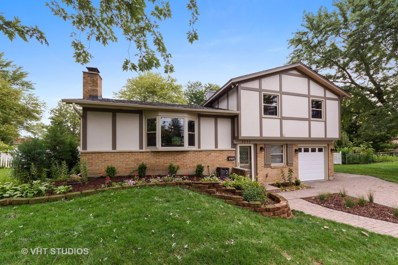 3575 Hillside Court, Hoffman Estates, IL 60192 - #: 10068534