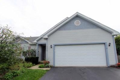 250 Prairie Ridge Drive, Woodstock, IL 60098 - #: 10068629