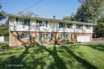321 Council Trail, Lake In The Hills, IL 60156 - #: 10068649