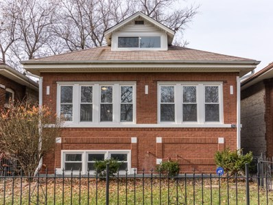 7634 S Bishop Street, Chicago, IL 60620 - MLS#: 10068821