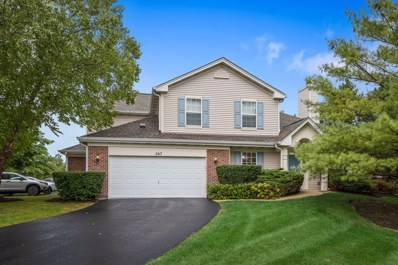 267 Wildspring Court UNIT 267, Itasca, IL 60143 - #: 10068931