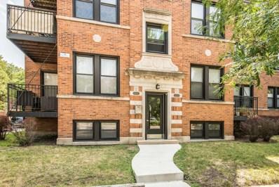 4257 N ASHLAND Avenue UNIT G, Chicago, IL 60613 - #: 10069023