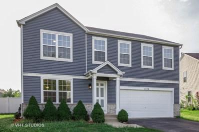 1716 Silver Ridge Drive, Plainfield, IL 60586 - MLS#: 10069196