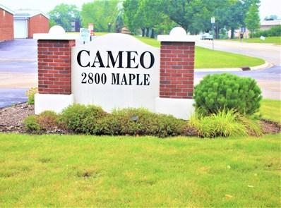 2800 Maple Avenue UNIT 25C, Downers Grove, IL 60515 - MLS#: 10069368