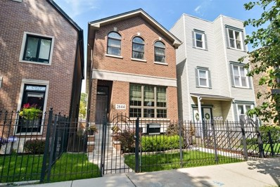 2644 W Cortland Street, Chicago, IL 60647 - MLS#: 10069369