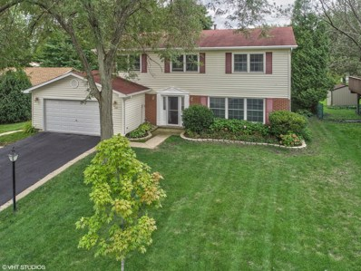 1045 Browning Lane, Lake Zurich, IL 60047 - #: 10069445