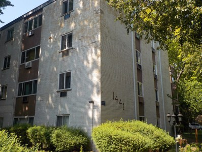 1441 W Farwell Avenue UNIT 2D, Chicago, IL 60626 - MLS#: 10069470