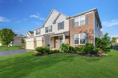 223 Bennett Court SOUTH, Oswego, IL 60543 - MLS#: 10069505