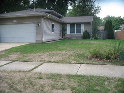 1019 Leawood Drive, Joliet, IL 60431 - MLS#: 10069631