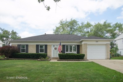 1107 Meadow Lane, Streamwood, IL 60107 - MLS#: 10069656