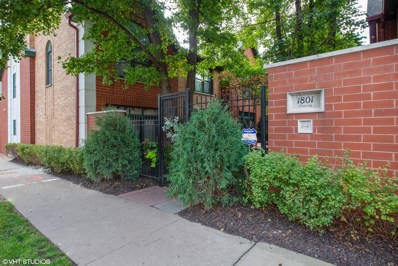 1801 W Diversey Parkway UNIT 13, Chicago, IL 60614 - #: 10069870