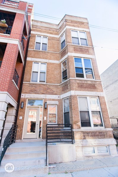 2717 N Halsted Street UNIT 2R, Chicago, IL 60614 - MLS#: 10070015