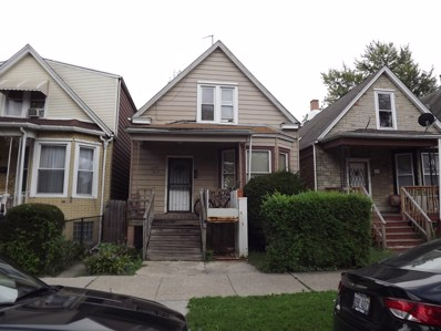 6127 S Bishop Street, Chicago, IL 60636 - MLS#: 10070058