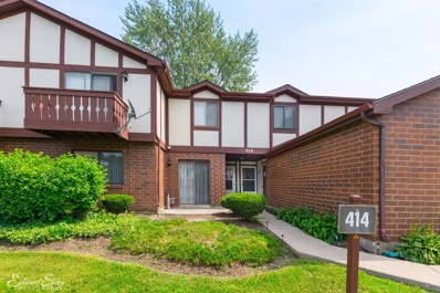 414 Brandy Drive UNIT B, Crystal Lake, IL 60014 - MLS#: 10070103