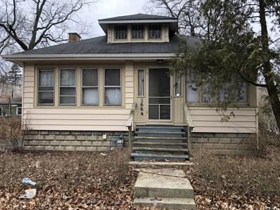 1664 Buena Vista Avenue, Chicago Heights, IL 60411 - MLS#: 10070266