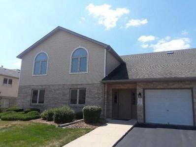 163 Saenz Lane UNIT 163, Joliet, IL 60436 - MLS#: 10070317