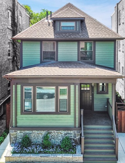 3027 W Leland Avenue, Chicago, IL 60625 - #: 10070374