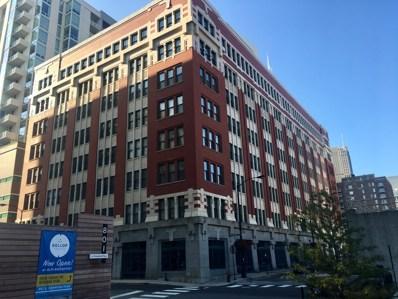 732 S Financial Place UNIT 605, Chicago, IL 60605 - #: 10070375