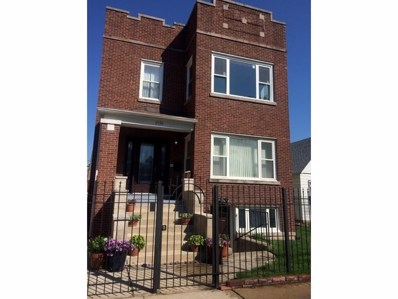 2936 N Gresham Avenue UNIT 3, Chicago, IL 60618 - MLS#: 10070417