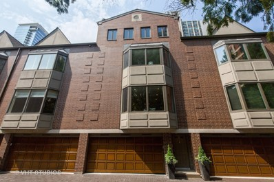 55 W Goethe Street UNIT 1240, Chicago, IL 60610 - MLS#: 10070633