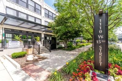 1110 W 15th Street UNIT 123, Chicago, IL 60608 - MLS#: 10070641