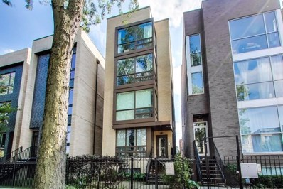 2427 W Haddon Avenue UNIT 2, Chicago, IL 60622 - #: 10070722