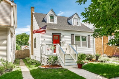 3837 N Odell Avenue, Chicago, IL 60634 - MLS#: 10070725