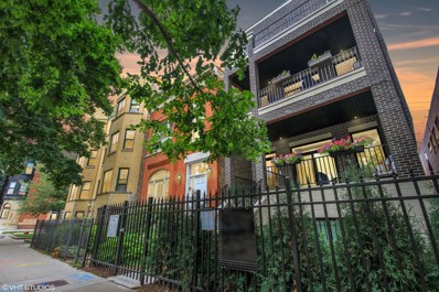 818 W Wrightwood Avenue UNIT 2, Chicago, IL 60614 - MLS#: 10070791