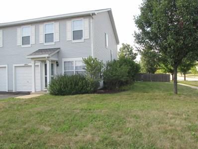 1401 Plantain Drive, Minooka, IL 60447 - MLS#: 10070873