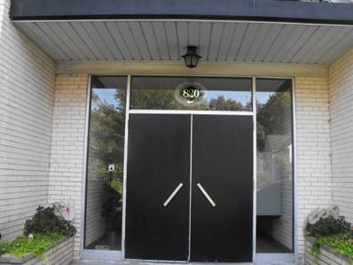 820 Oakton Street UNIT 3D, Evanston, IL 60202 - MLS#: 10071042