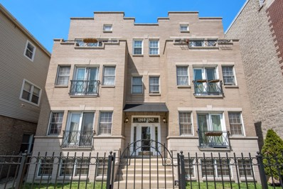 1242 W Ohio Street UNIT 1E, Chicago, IL 60642 - MLS#: 10071192