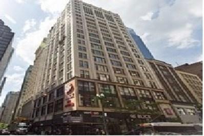 8 W MONROE Street UNIT 1407, Chicago, IL 60603 - MLS#: 10071300