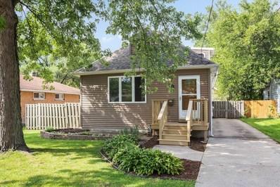 1458 Ridge Road, Homewood, IL 60430 - MLS#: 10071311