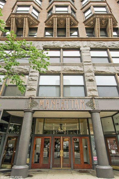 431 S Dearborn Street UNIT 307, Chicago, IL 60605 - #: 10071349
