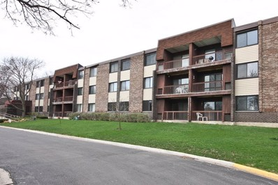 450 Raintree Court UNIT 1G, Glen Ellyn, IL 60137 - #: 10071440