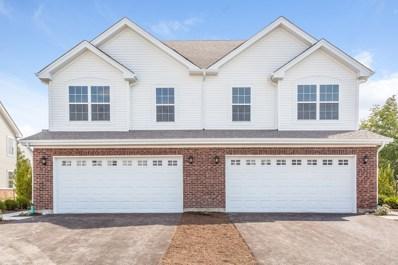 8646 Foxborough Way UNIT 1631, Joliet, IL 60431 - MLS#: 10071743