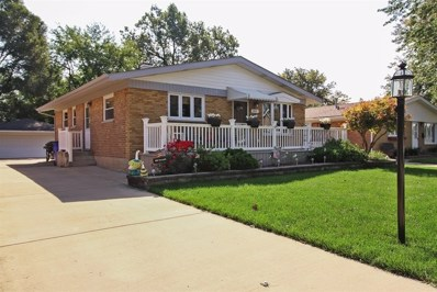 805 Sunnyside Avenue, Thornton, IL 60476 - MLS#: 10071982