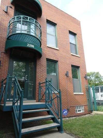 2208 W Hubbard Street, Chicago, IL 60612 - #: 10072054