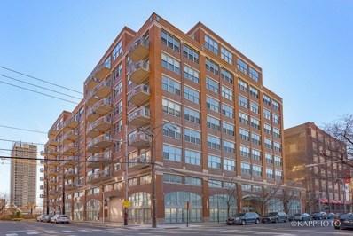 933 W Van Buren Street UNIT 601, Chicago, IL 60607 - MLS#: 10072141