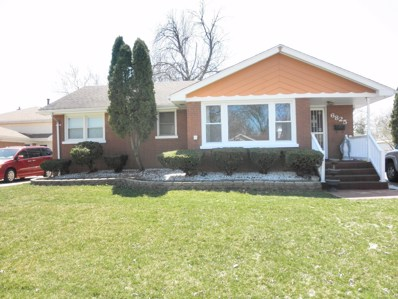 6825 W 109th Place, Worth, IL 60482 - MLS#: 10072178