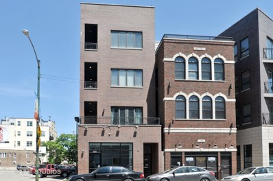 2342 W NORTH Avenue UNIT 301, Chicago, IL 60647 - MLS#: 10072218
