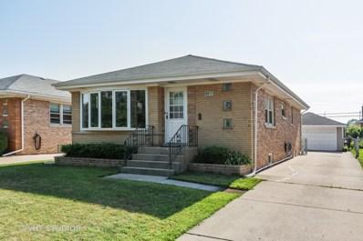 4433 N Canfield Avenue, Norridge, IL 60706 - #: 10072253