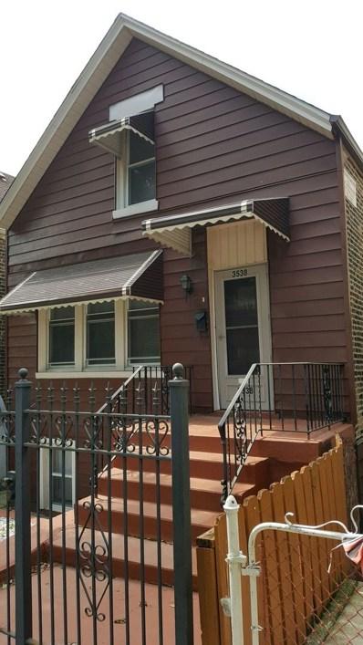 3538 S Wolcott Avenue, Chicago, IL 60609 - MLS#: 10072290
