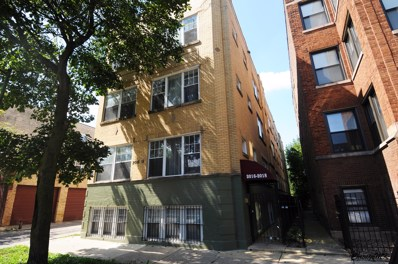 2016 N Spaulding Avenue UNIT 2W, Chicago, IL 60647 - #: 10072304