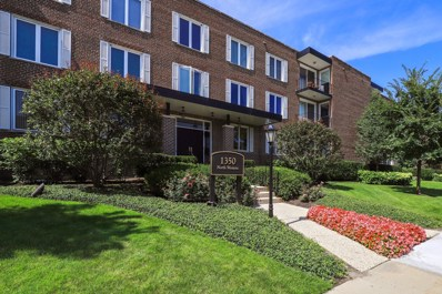 1350 N Western Avenue UNIT 109, Lake Forest, IL 60045 - MLS#: 10072425