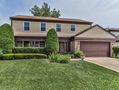 401 Caren Drive, Buffalo Grove, IL 60089 - MLS#: 10072609