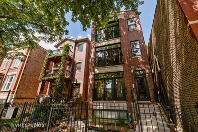 2708 W Thomas Street UNIT 2, Chicago, IL 60622 - MLS#: 10072882