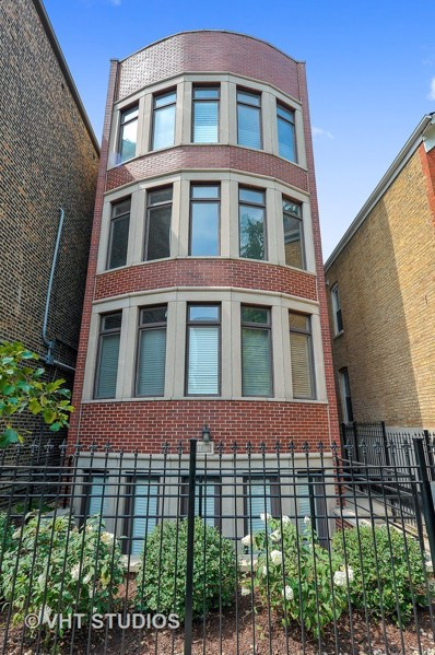 1012 N Wood Street UNIT 2, Chicago, IL 60622 - #: 10072913