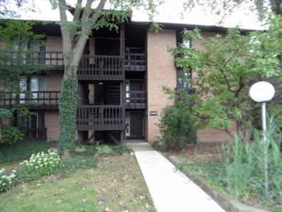 1603 Maple Terrace UNIT 1D, Lisle, IL 60532 - MLS#: 10072963