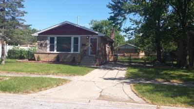 253 Eddy Street, Chicago Heights, IL 60411 - MLS#: 10072975